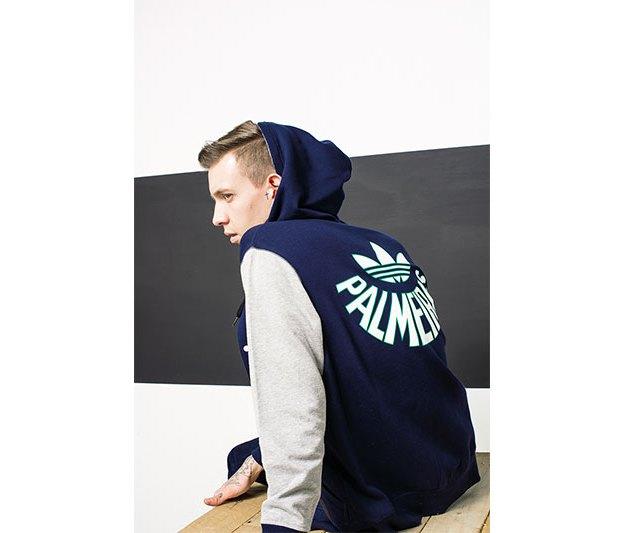 Марка Adidas Originals опубликовала осенний лукбук. Изображение № 12.
