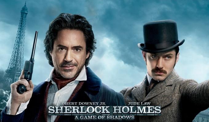 Роберт Дауни-младший вновь сыграет Шерлока Холмса. Изображение № 1.