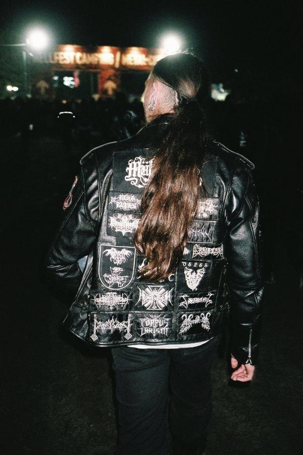 Цельнометаллическая оболочка: Путеводитель по курткам металлистов в формате фоторепортажа. Изображение № 2.