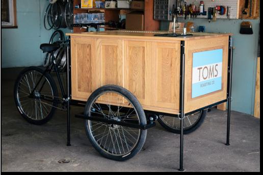 Ручная работа: Велосипед Oak Cliff Cargo Bicycles. Изображение № 1.