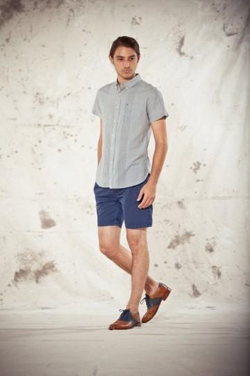Марка Obey выпустила лукбук весенней коллекции одежды. Изображение № 10.