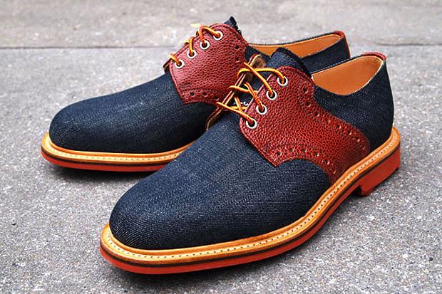 Дизайнер Марк МакНейри выпустил осеннюю коллекцию обуви. Изображение № 6.