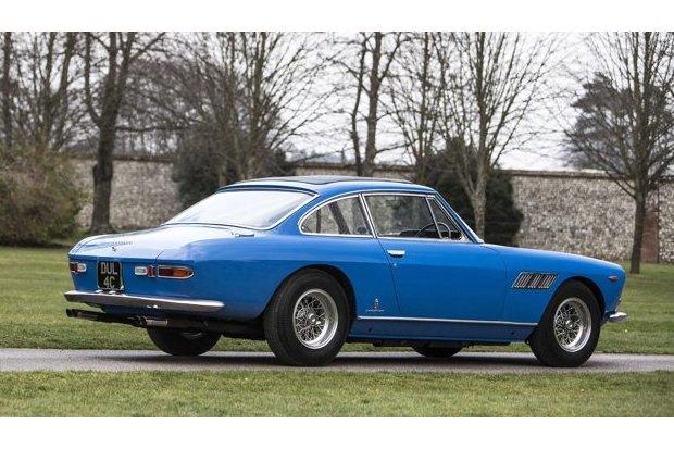 Первый автомобиль Джона Леннона уйдет с молотка. Изображение № 4.