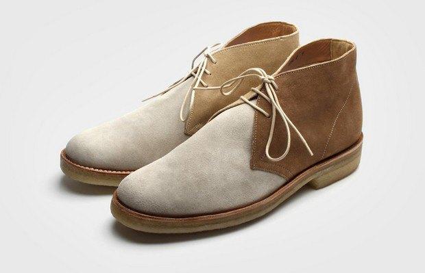 Марка Grenson выпустила весеннюю коллекцию обуви. Изображение № 42.