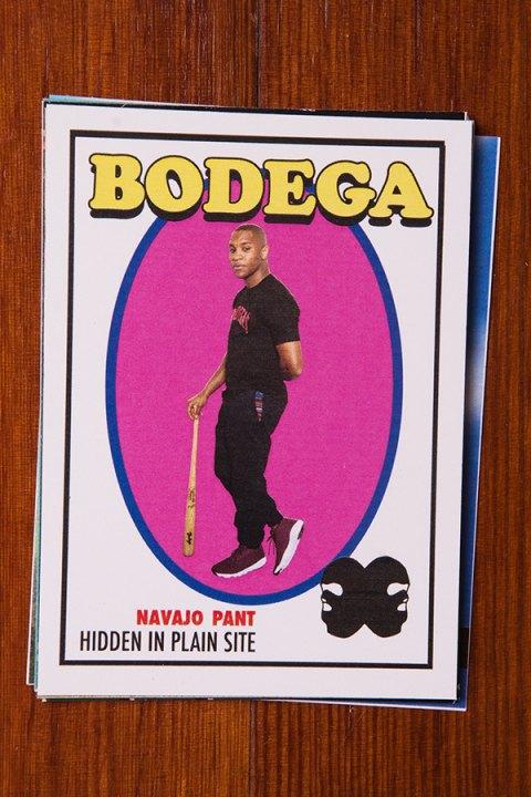 Американский ретейлер Bodega опубликовал лукбук весенне-летней коллекции. Изображение № 15.