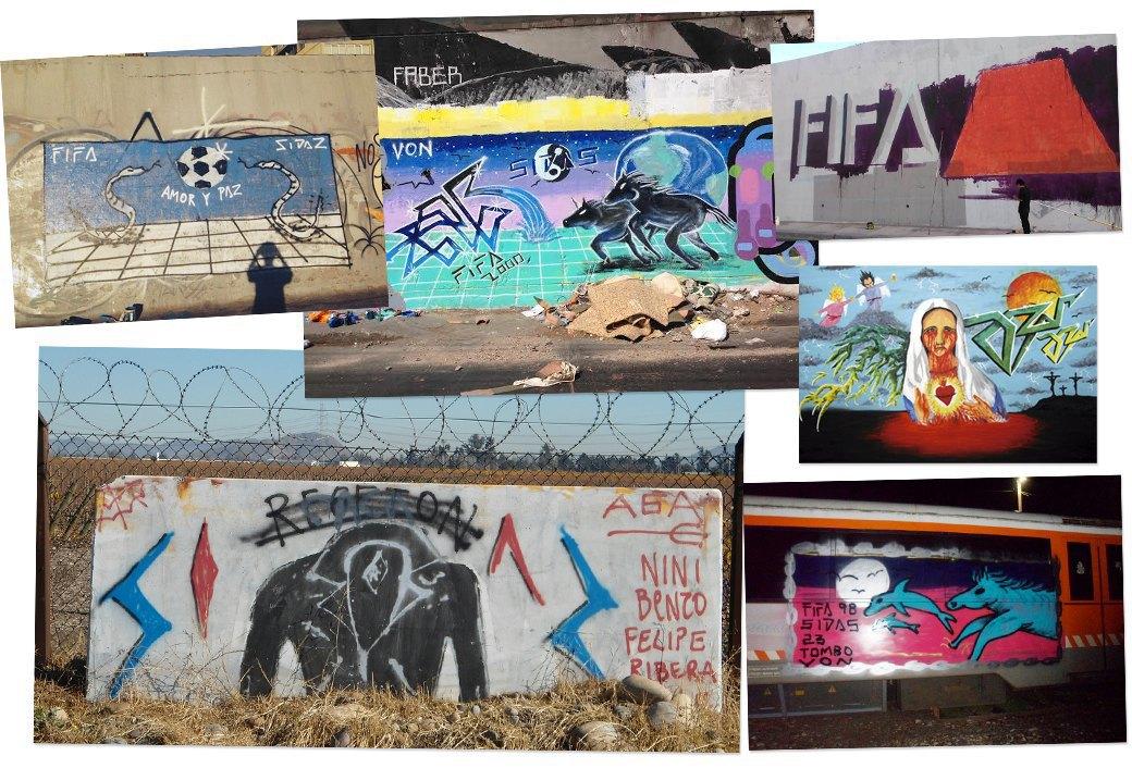 Банда аутсайдеров: Как уличные художники возвращают искусству граффити дух протеста, часть 2. Изображение № 13.