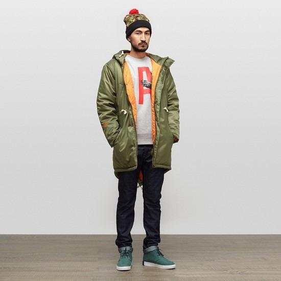 Магазин Kixbox опубликовал лукбук осенне-зимней коллекции одежды. Изображение № 15.