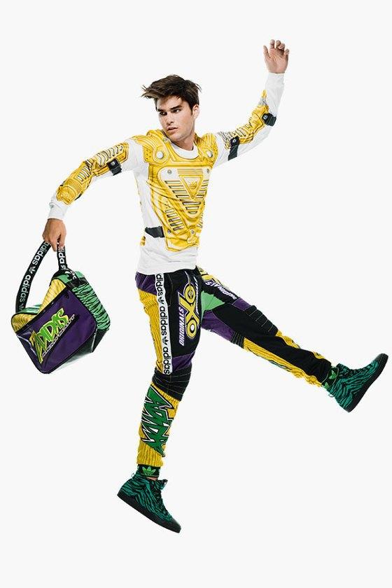Джереми Скотт разработал новую коллекцию для Adidas Originals . Изображение № 6.