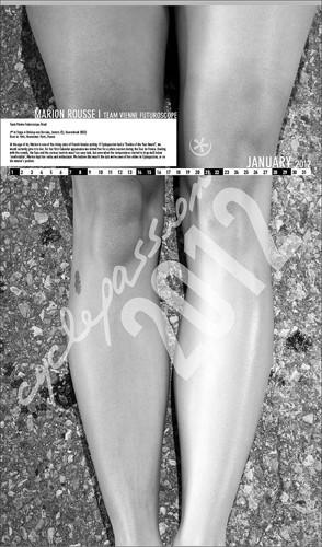 10 эротических календарей на 2012 год. Изображение № 70.