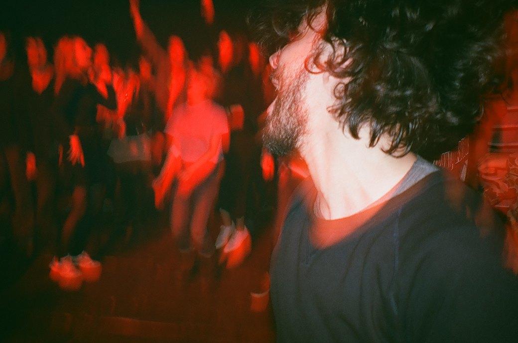 Фоторепортаж: Концерт «Панк-фракции красных бригад» в театре имени Вс. Мейерхольда. Изображение № 17.