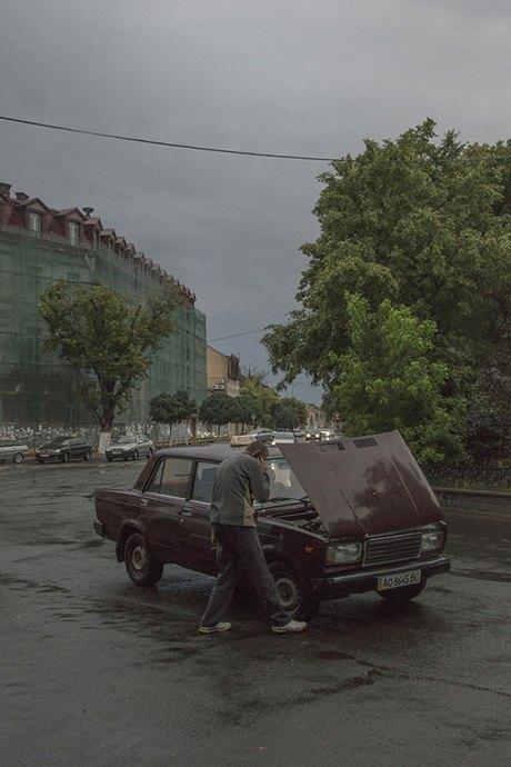 Дима Толкачёв: Диалог природы и человека в урбанистической среде. Изображение № 7.