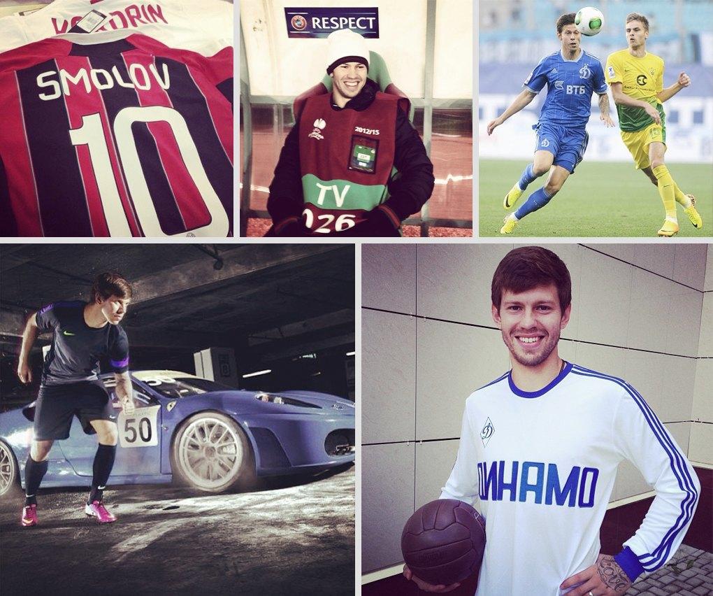 Что публикуют в своих Instagram российские футболисты. Изображение № 2.