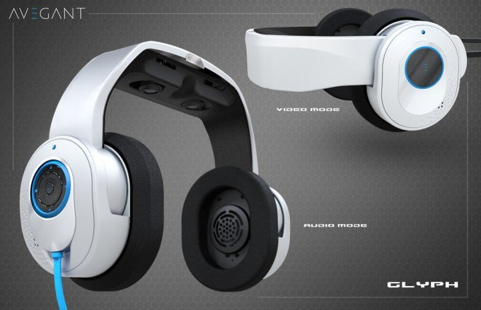 Новые наушники-очки виртуальной реальности будут проецировать картинку на сетчатку глаза. Изображение № 1.