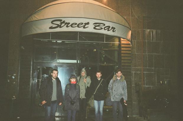Фотоотчет с гастролей группы Motorama. Изображение №14.