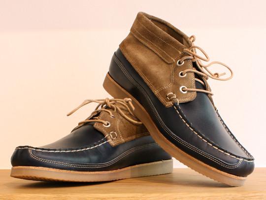 Изображение 5. Oliver Spencer запустили вторую линию обуви.. Изображение № 5.