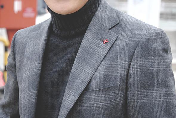 Детали: Репортаж с выставки мужской одежды Pitti Uomo. День третий. Изображение № 14.