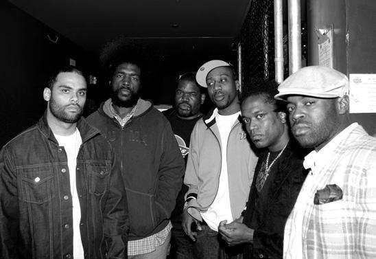 The Roots готовят новый альбом. Изображение №1.
