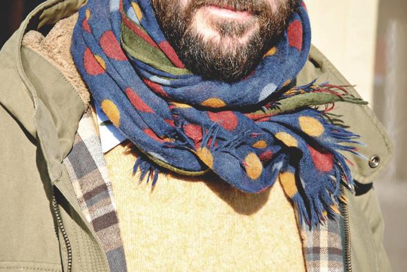 Детали: Репортаж с выставки мужской одежды Pitti Uomo. День первый. Изображение № 29.