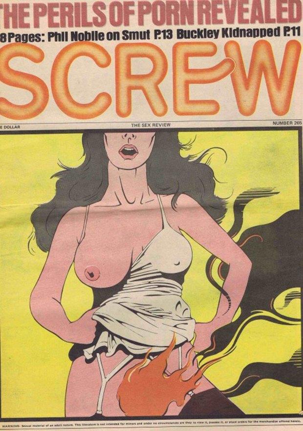 Ушедшая эпоха: 6 эротических журналов прошлого столетия. Изображение № 9.