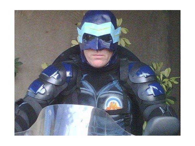 Аргентинская полиция арестовала местного «супергероя». Изображение № 2.