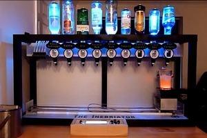 В Лондоне приготовлен самый дорогой в мире коктейль стоимостью 6,5 тысячи евро. Изображение № 1.
