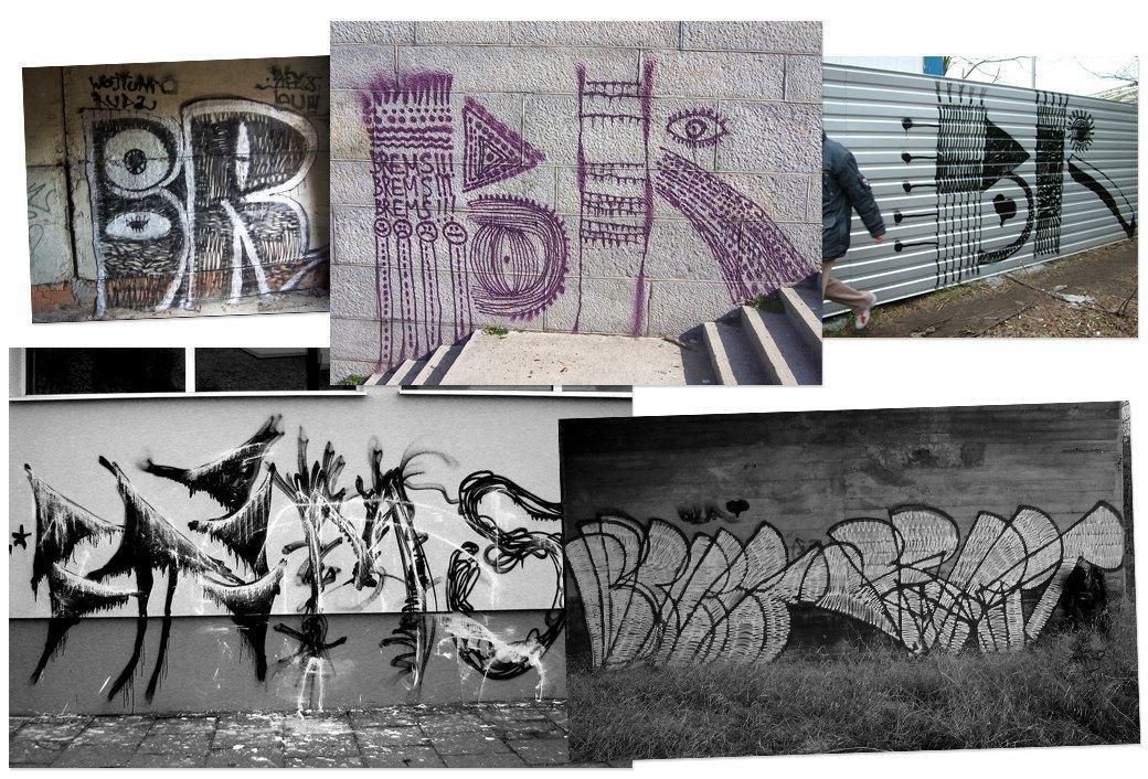 Банда аутсайдеров: Как уличные художники возвращают искусству граффити дух протеста, часть 2. Изображение № 8.