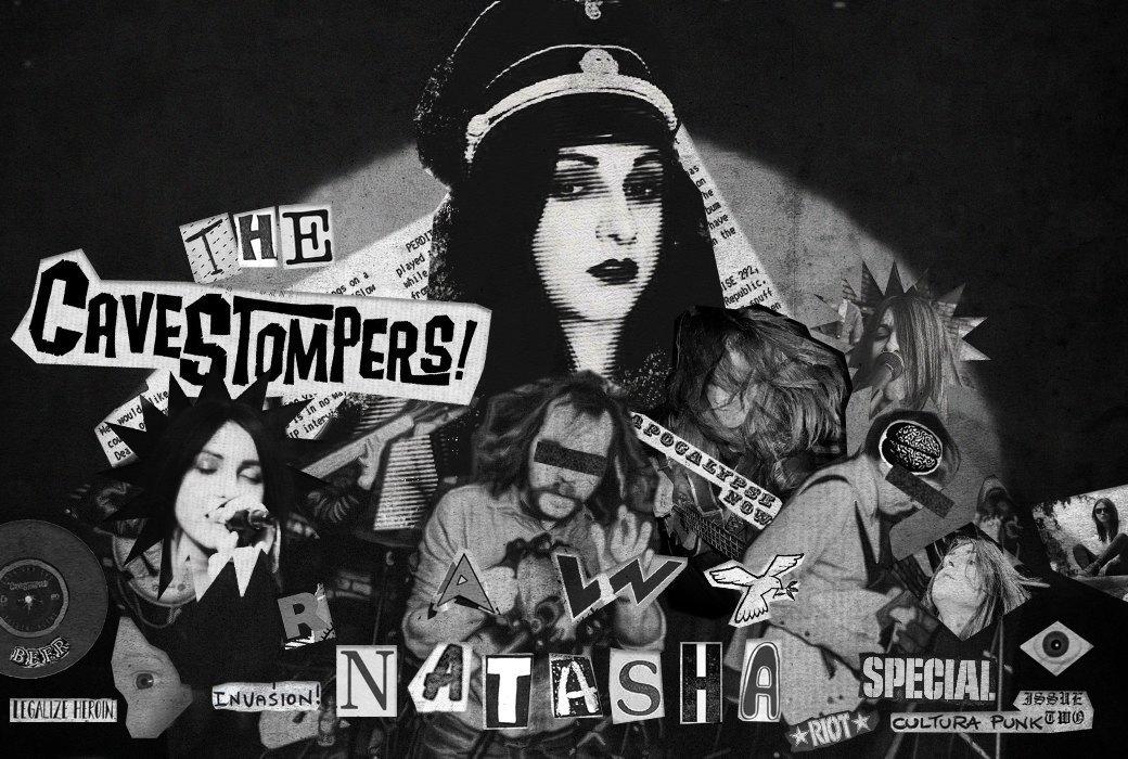 «Каждый сам выбирает своё оружие»: Интервью с девушками из московских рок-групп. Изображение № 1.
