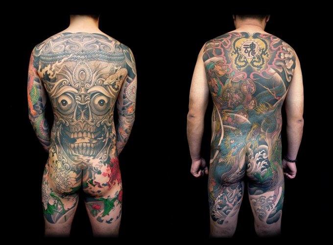 Путеводитель по культуре японских татуировок. Изображение № 11.
