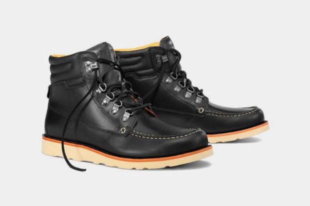 Марка Timberland выпустила осеннюю коллекцию обуви. Изображение № 7.