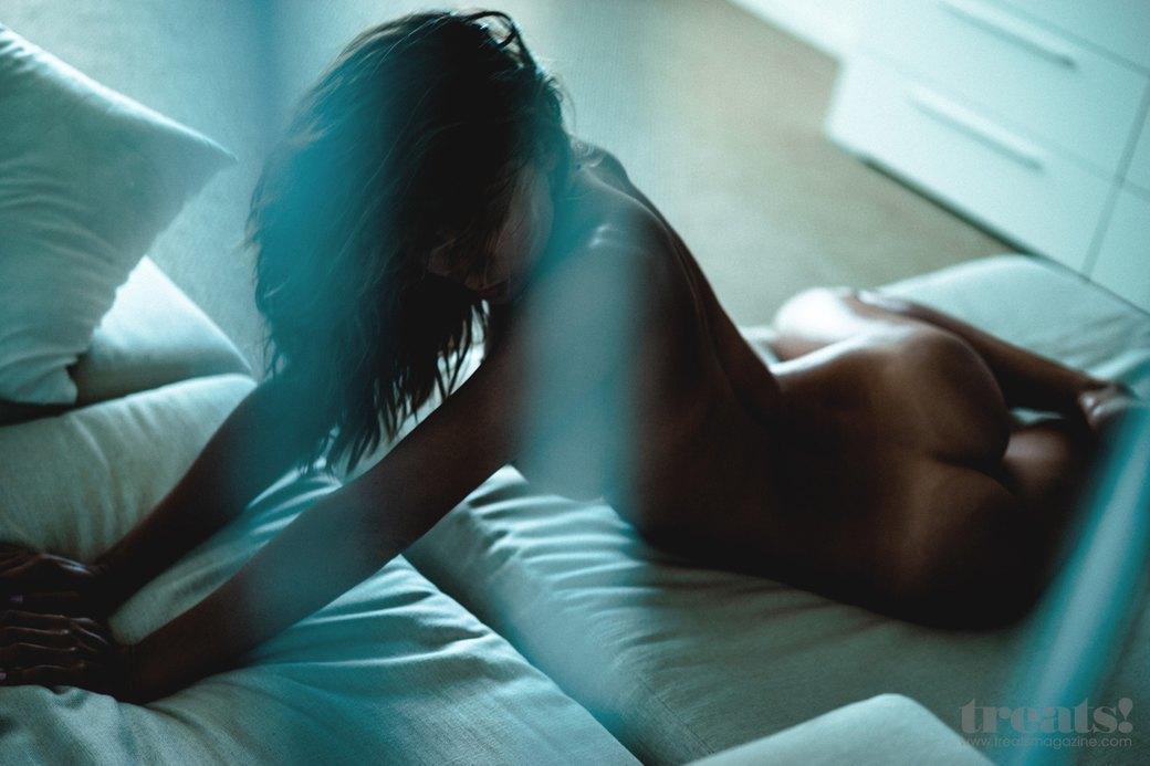 Оксана Рыкова сфотографировалась у Кеслера Трана для нового номера журнала Treats!. Изображение № 4.