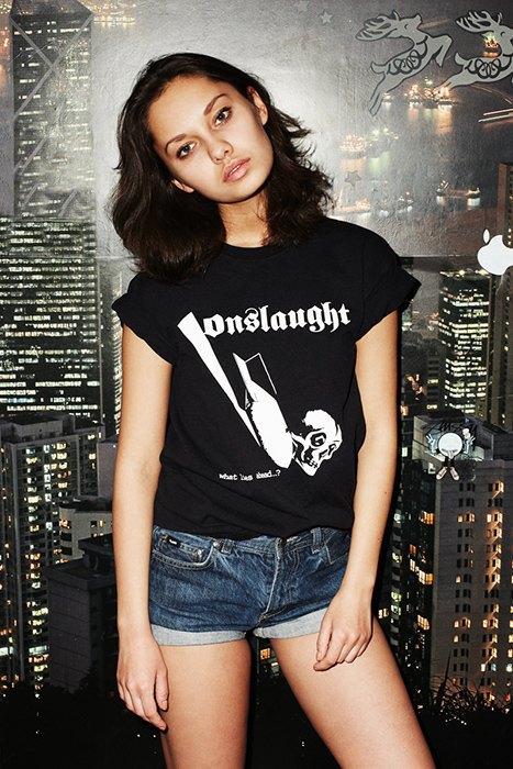 6 девушек рассказывают о рок-футболках. Изображение № 2.