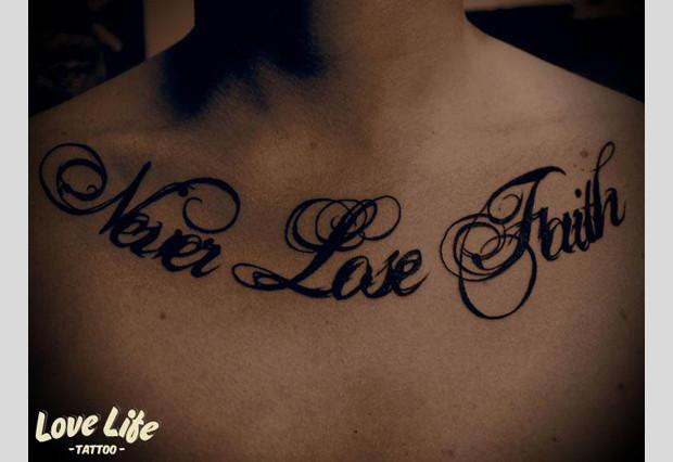 Избранные работы студии Love Life Tattoo. Изображение № 4.