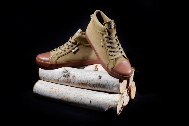 Марка LRG выпустила свою первую коллекцию обуви. Изображение № 3.