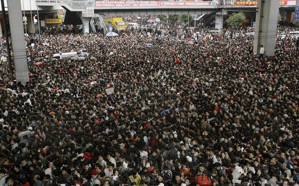 Почему рост населения Земли уже не остановят природные катаклизмы и эпидемии. Изображение № 1.