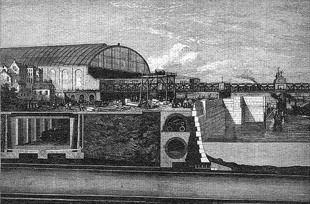 Воскресное чтение: Лондонская подземка как источник ужасов и мистических преданий. Изображение № 4.