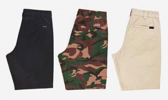 Калифорнийская марка Huf выпустила вторую часть весенней коллекции одежды. Изображение № 14.