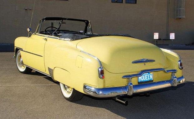 Chevrolet Styleline Стива Маккуина выставили на аукцион. Изображение № 3.