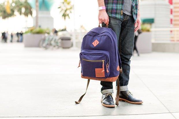 Марки Benny Gold, Huf и JanSport выпустили капсульную коллекцию рюкзаков. Изображение № 3.