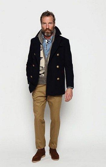 Марка Ovadia & Sons опубликовала лукбук осенней коллекции одежды. Изображение № 1.