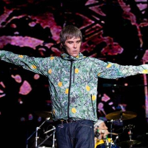 Марка A.Four выпустила коллекцию одежду, посвященную группе The Stone Roses. Изображение № 17.