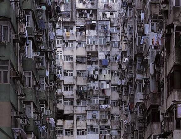 Впечатляющие виды Гонконга. Изображение № 18.