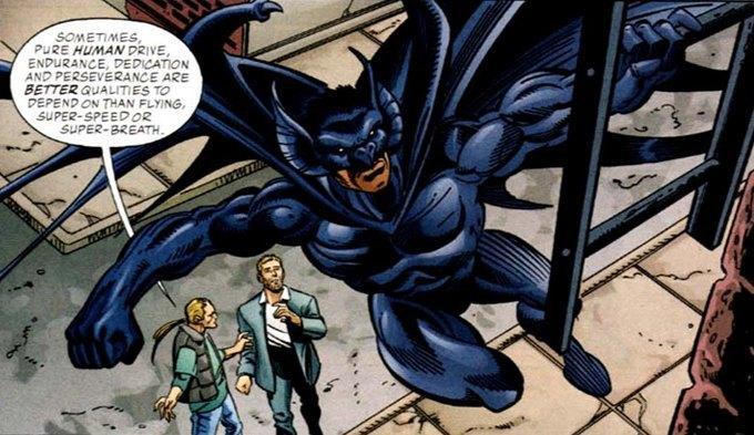 Как издатели меняли пол, цвет кожи и ориентацию супергероев. Изображение № 1.