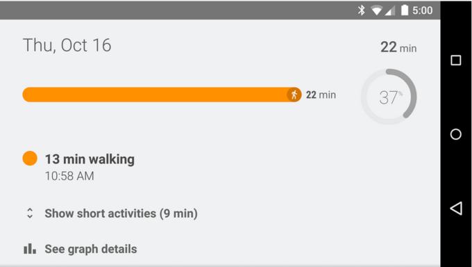 Google выпустил собственное фитнес-приложение. Изображение № 6.