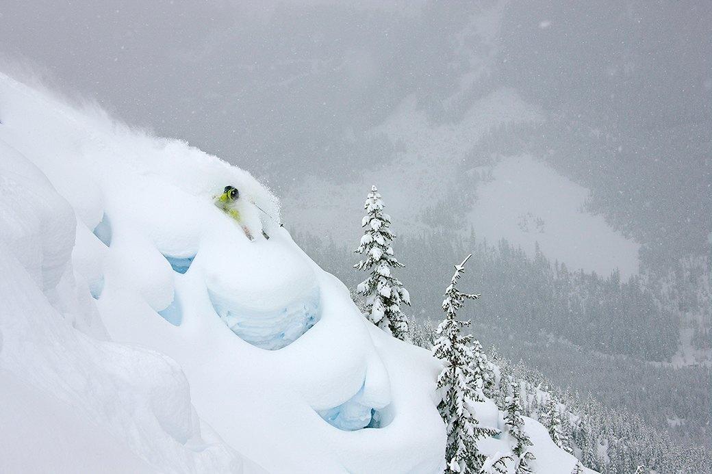 Фотопроект: 10 лет катания по самым экстремальным горам планеты . Изображение № 12.