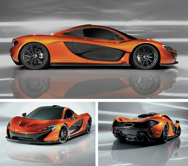 Все, что нужно знать о машинах McLaren и их очередной революции. Изображение № 1.