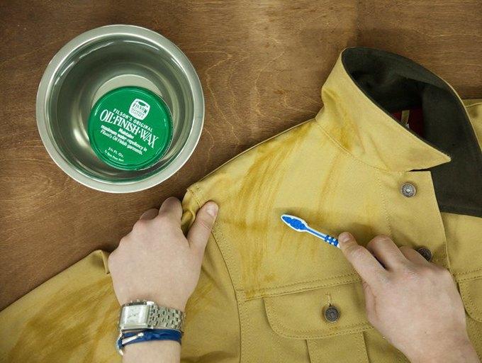 Совет: Как навощить куртку. Изображение № 4.