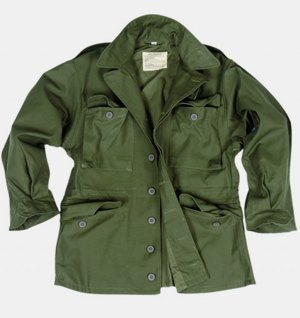 Красота по-американски: История и особенности куртки M-65. Изображение № 3.