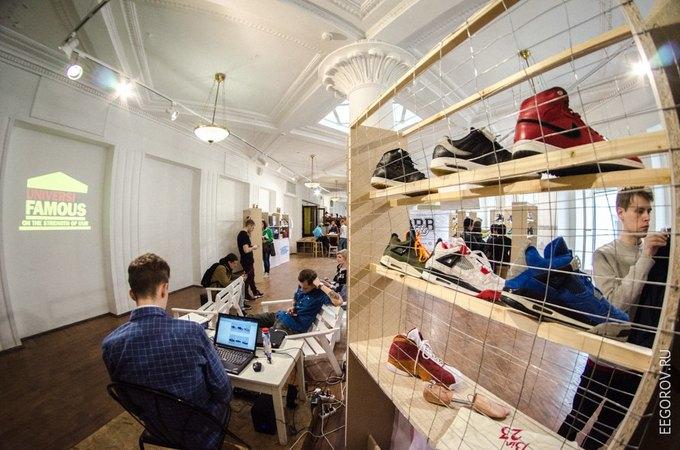 В Питере пройдёт выставка коллекционных кроссовок SPb Sole. Изображение № 1.