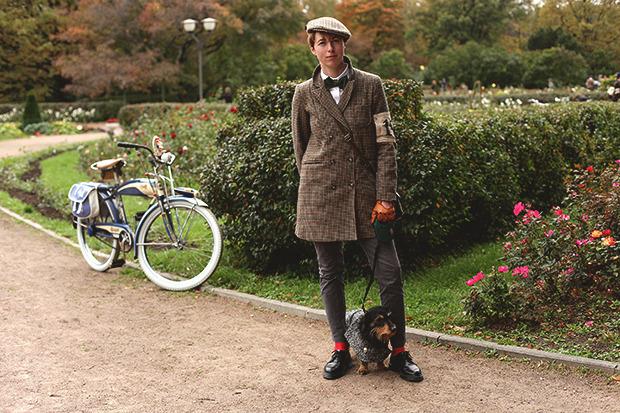 Детали: Репортаж с велозаезда Tweed Ride Moscow. Изображение № 79.