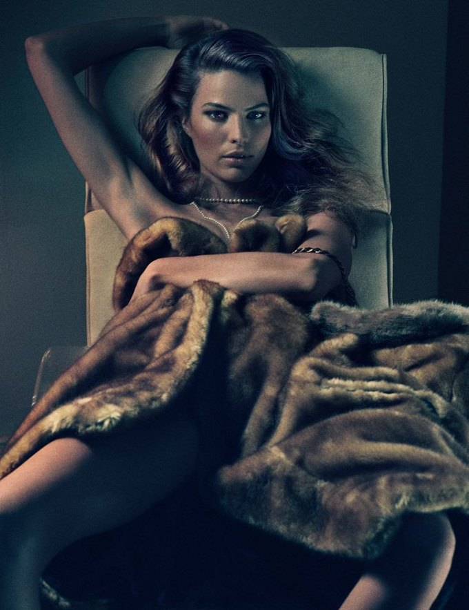 «Ангелы» Victoria's Secret снялись обнажёнными для журнала Interview. Изображение № 6.
